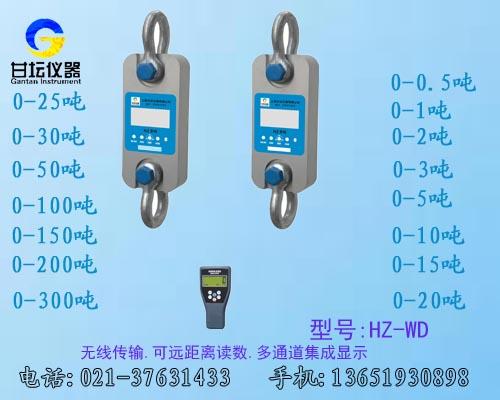 双通道数字拉力计HZ-WBD-350t 多种数据集合显示