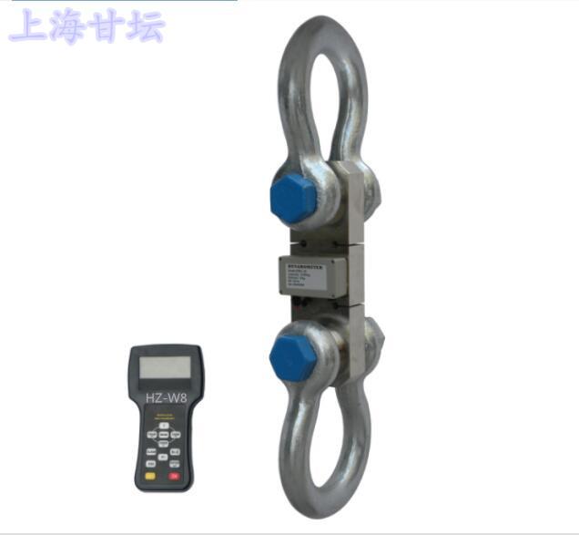 数字电子数显推拉力计350T 400吨新制.带卡环